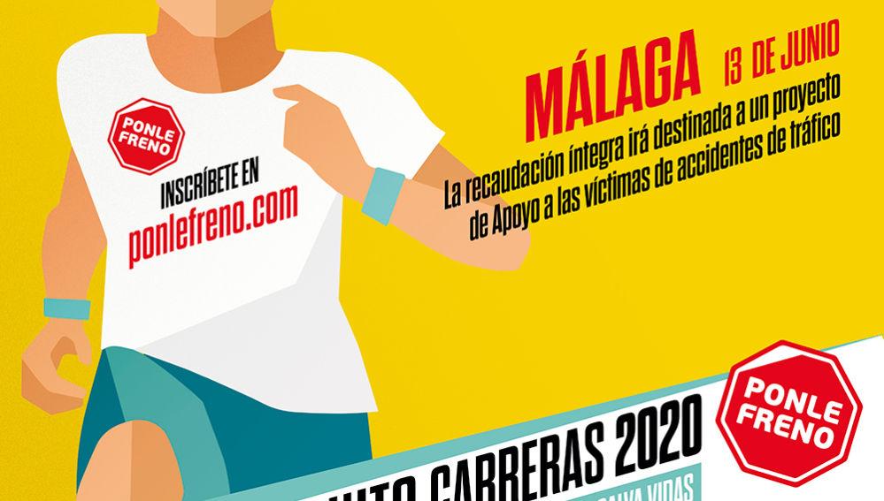 Carrera Ponle Freno Málaga 2020