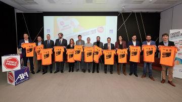 Presentación del Circuito de Carreras Ponle Freno 2020