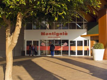 Centro comercial Montigalà