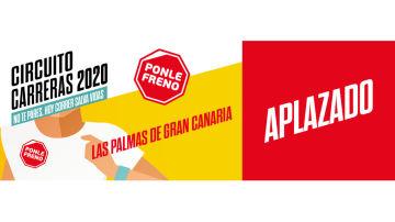 Aplazada la carrera Ponle Freno de Las Palmas