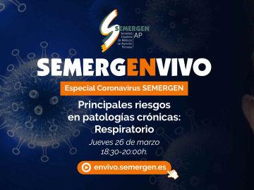 SEMERGENVIVO especial coronavirus