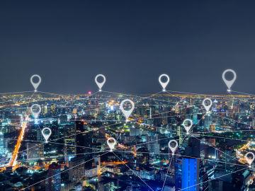 Geolocaliación y big data