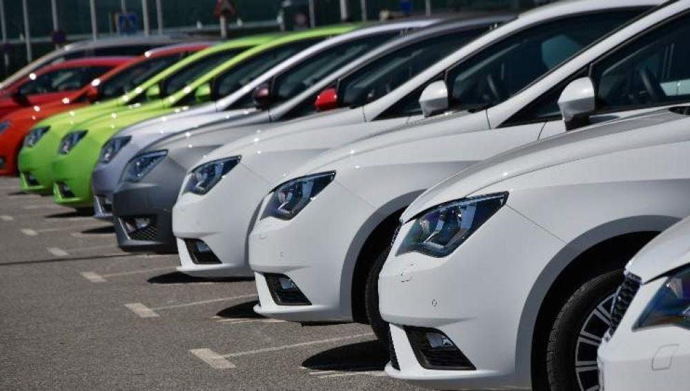 Histórica caída de la venta de coches