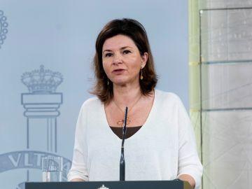 La secretaria general de Transportes, María José Rallo del Olmo