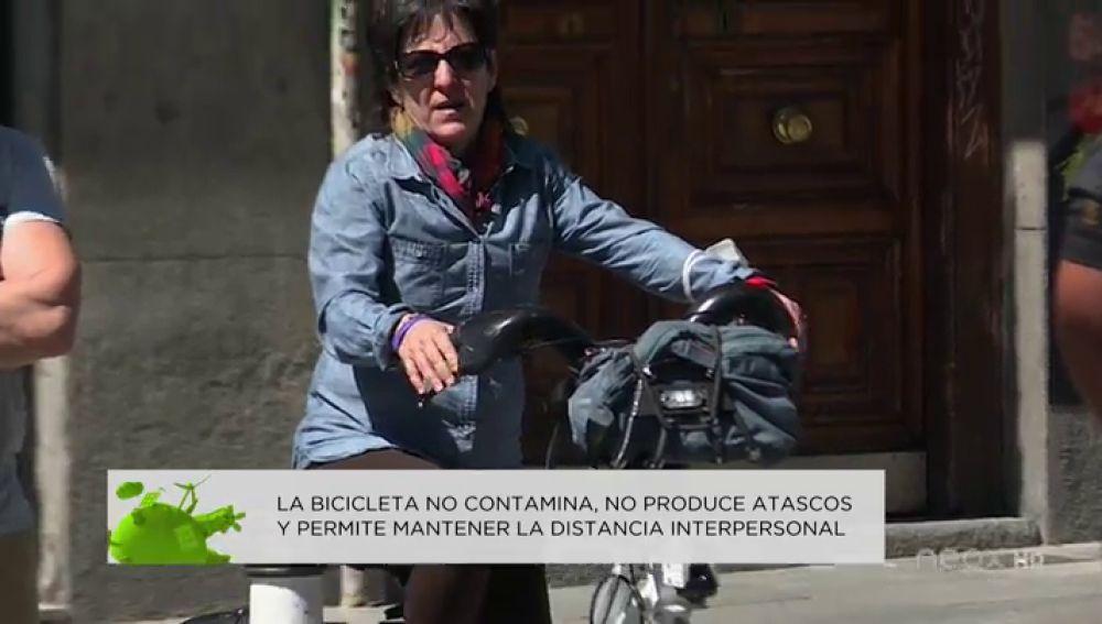 La bicicleta, la mejor manera de moverse en tiempos de coronavirus