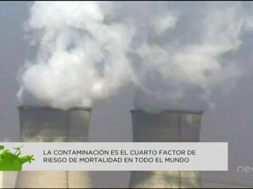 La contaminación del aire, la gran pandemia mundial
