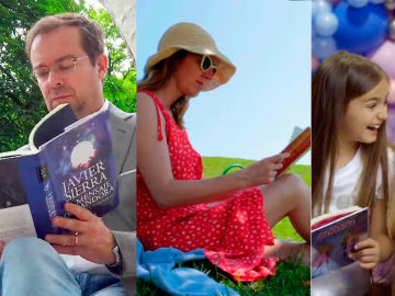 Javier Sierra, Las Ratitas y los mejores libros de bolsillo en Crea Lectura