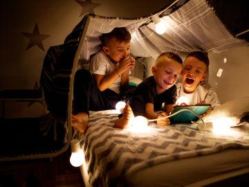 Campamentos online