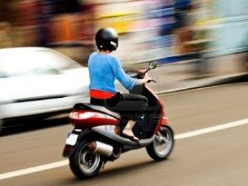 Motos en ciudades