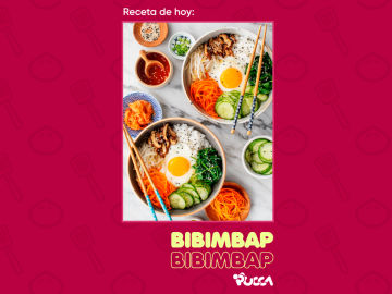 Bibimpap by Pucca