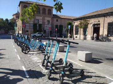 Bicicletas y patinetes eléctricos