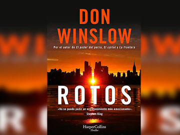 Don Winslow presenta 'Rotos'