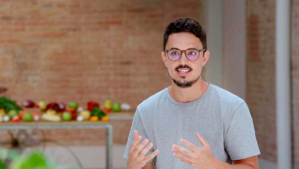 Carlos Ríos en 'Crea Lectura'