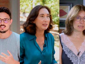 Carlos Ríos, Elsa Punset y Paulo Coelho en 'Crea Lectura'