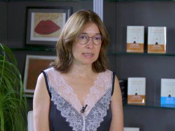 Mônica Antunes en 'Crea Lectura'