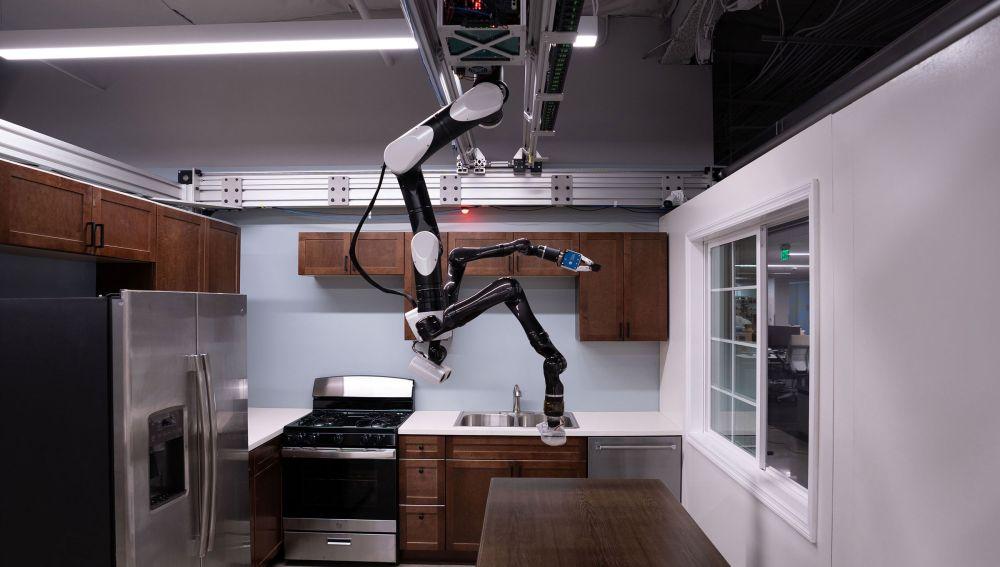 Robots limpiadores