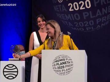 'Aquitania', de Eva García Sáenz de Urturi, Premio Planeta 2020