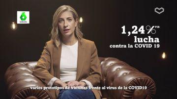 """María Sanz Vicente, experta en gestión científica: """"¿Te imaginas lo que conseguiríamos si invirtiéramos el 2% del PIB en ciencia?"""