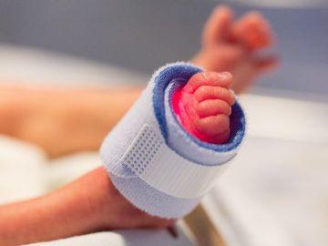 Bebé recien nacido