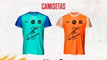 Camisetas 2ª Carrera Ponle Freno Virtual