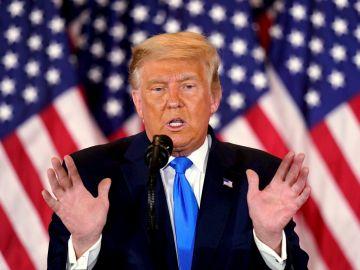 Donald Trump a punto de usar respirador tras enfermar de coronavirus