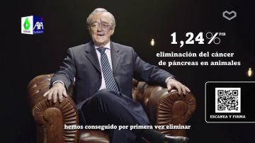 """Mariano Barbacid: """"Invirtiendo solo un 1,24 % del PIB en ciencia hemos conseguido eliminar el cáncer de páncreas en animales"""""""