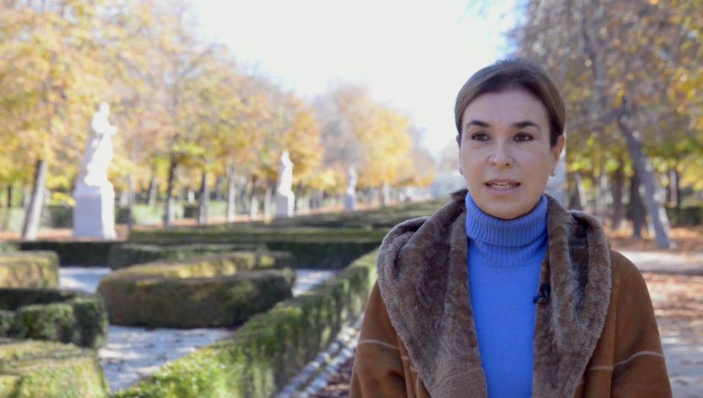 Carmen Posadas en Crea Lectura