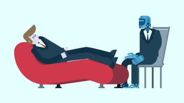 Robots contra el estrés