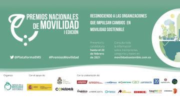 I edición de los Premios Nacionales de Movilidad