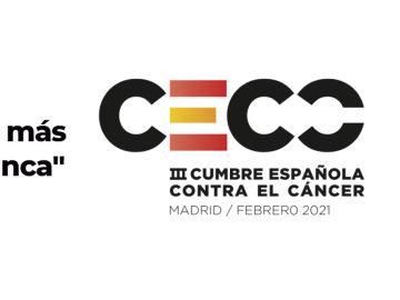 III Cumbre Española contra el cáncer