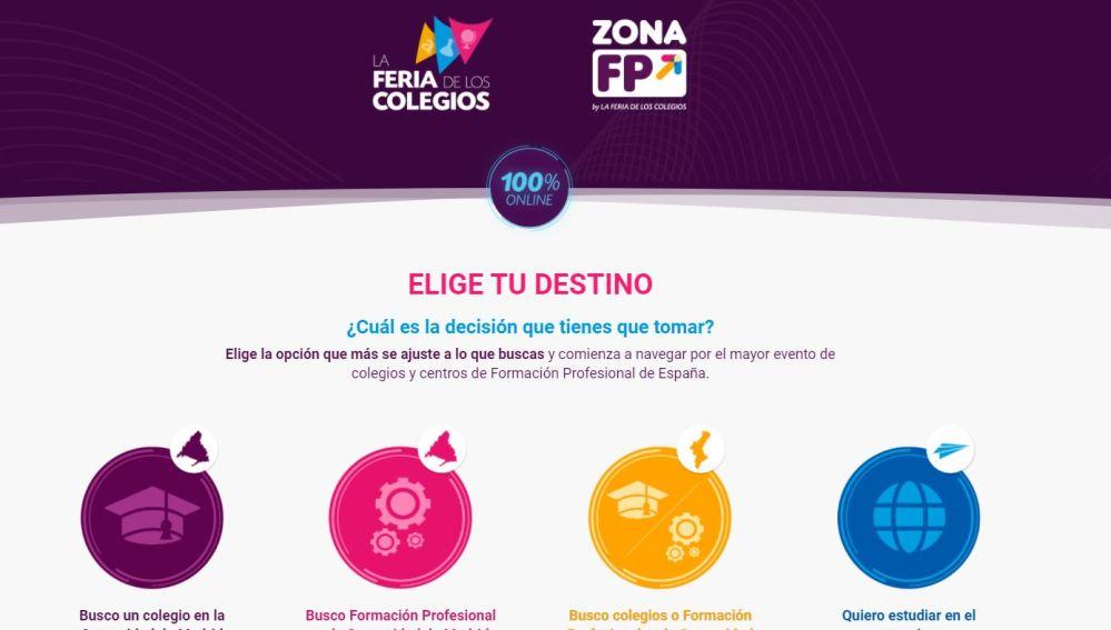Feria de los Colegios 2021