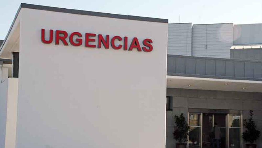 Servicio de Urgencias del Hospital de Ciudad Real
