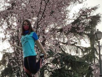 Susana, corredora de Ponle Freno