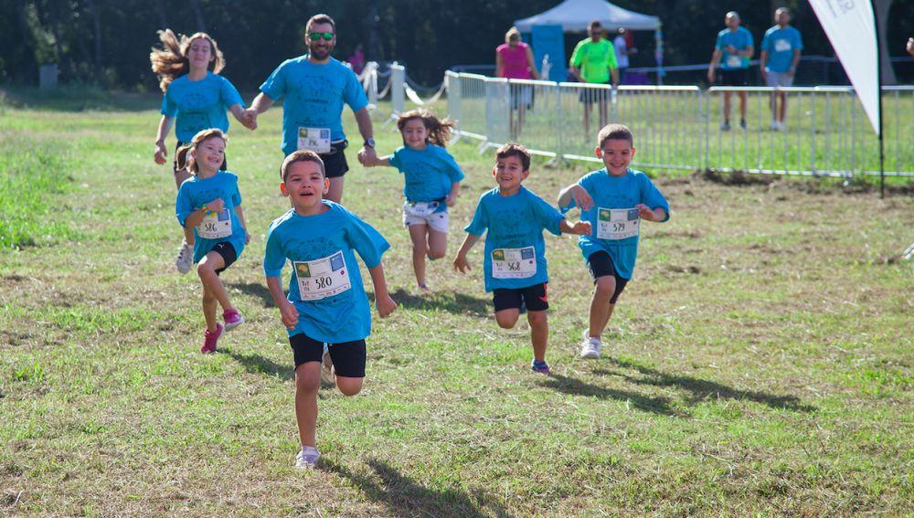 Siete de cada diez niñas en España no cumple con la práctica de actividad física diaria recomendada
