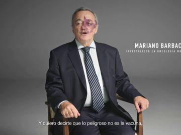 """Mariano Barbacid, investigador en oncología molecular: """"Lo peligroso es el virus. Vacúnate, por ti y por todos"""""""