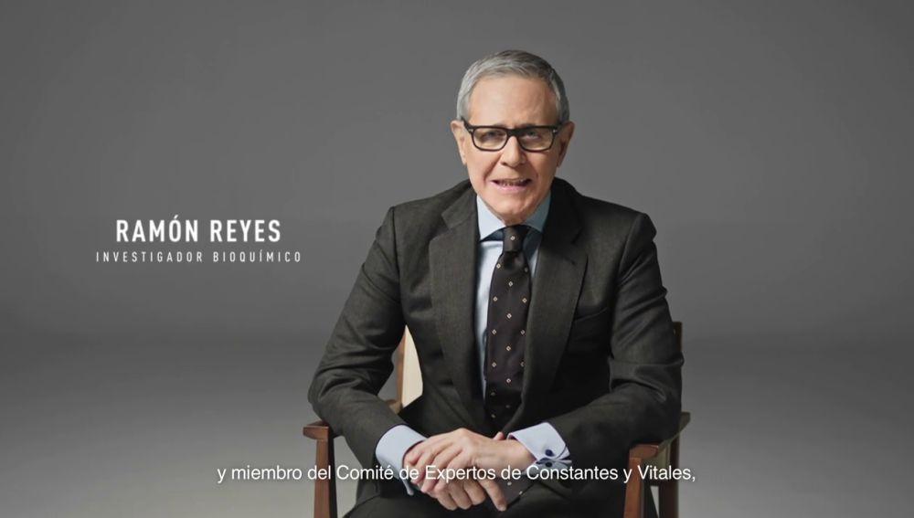 """Ramón Reyes, presidente de la Asociación Española contra el Cáncer: """"Lo peligroso es el virus. Vacúnate, por ti y por todos"""""""
