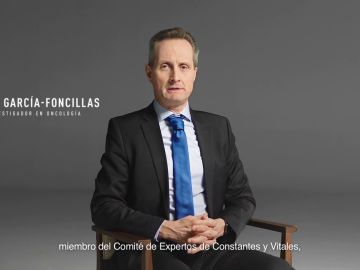 """Jesús García-Foncillas, investigador en oncología: """"Lo peligroso es el virus. Vacúnate, por ti y por todos"""""""