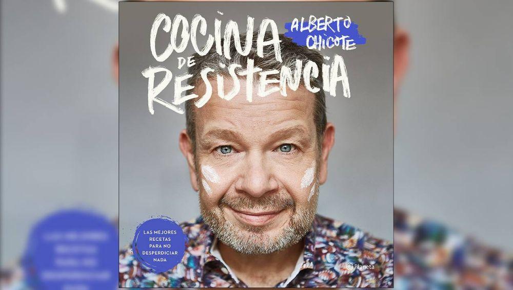 Portada 'Cocina de resistencia' de Alberto Chicote