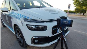 Campaña Especial de vigilancia y control de velocidad en vías urbanas