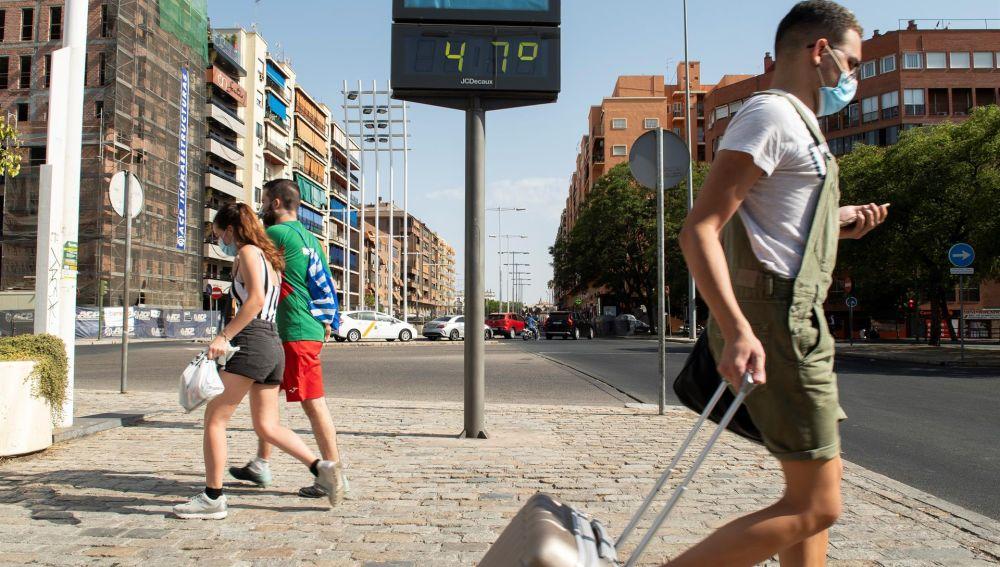 El cambio climático está tras el 30% de las muertes relacionadas con el calor en España: 704 al año