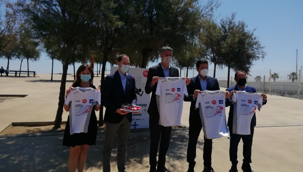 Ponle Freno presenta su Carrera Virtual en Badalona