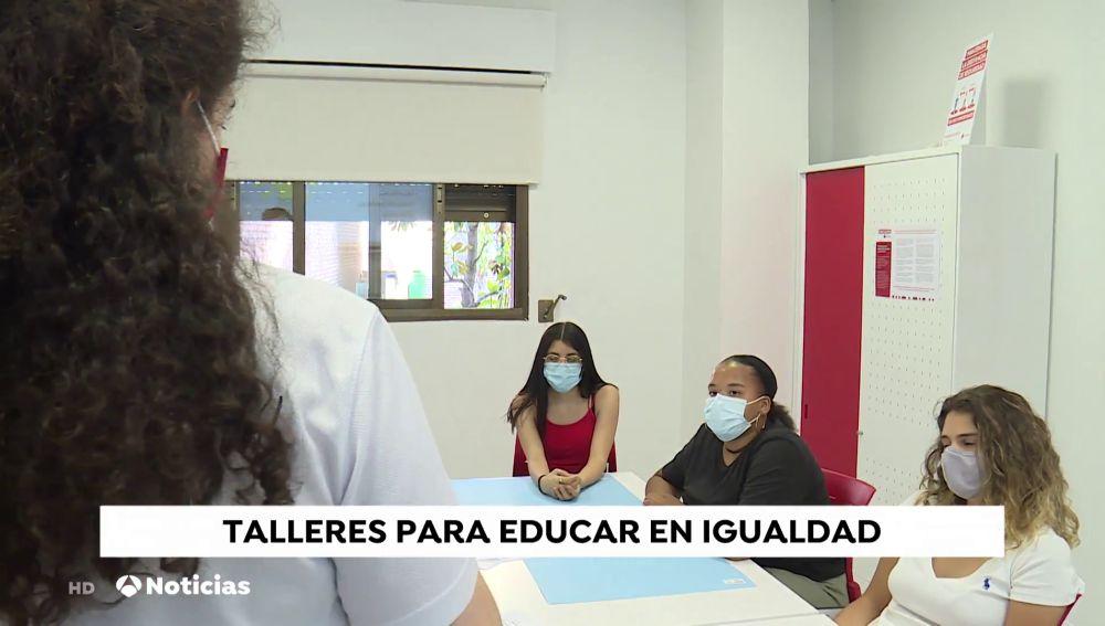 La importancia de educar en igualdad a través de talleres sobre violencia de género en institutos