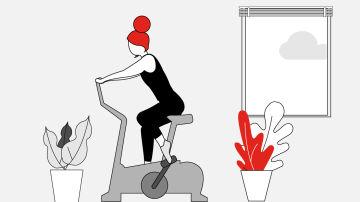 El ejercicio es esencial.