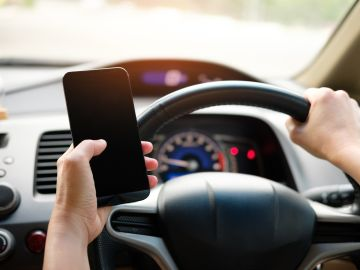 Móvil y conducción
