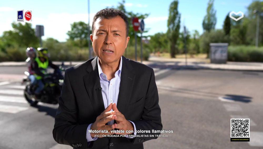 Nueva campaña para la seguridad de los motoristas de Ponle Freno