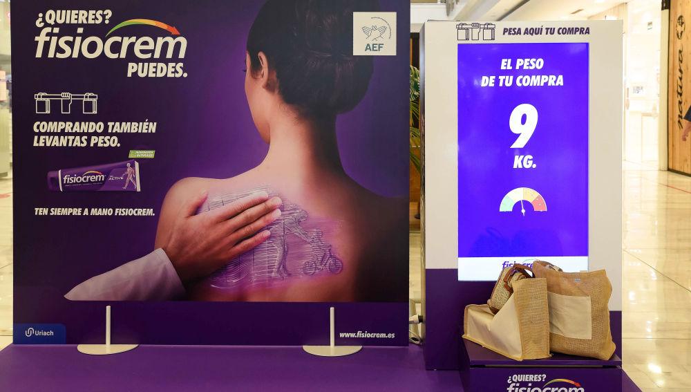 Un 45% de los españoles asocian los dolores musculares a una carga excesiva de peso