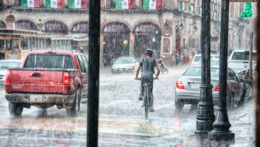 Adelantamiento a bicicletas