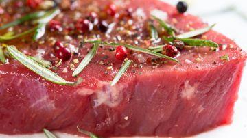 Dieta keto rica en carne roja