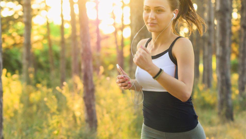 Hacer ejercicio físico