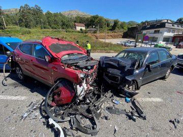 Los accidentes de tráfico alcanzaron en 2020 la menor cifra desde que existen los registros